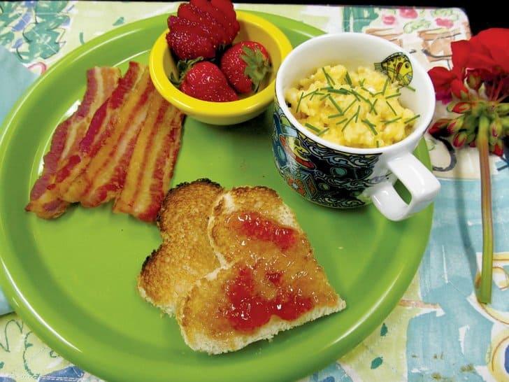 Mother's Day Breakfast in Bed – Kid Friendly!