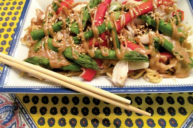 For The Love of Peanut Butter – Chinese Style
