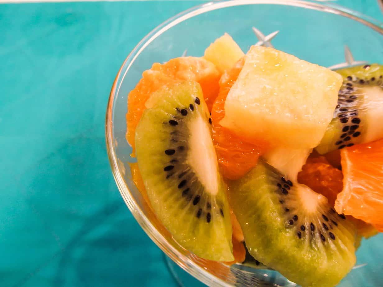 kiwi cutie salad