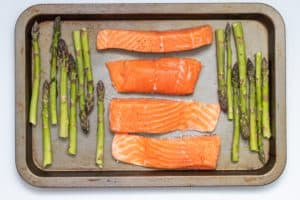 Salmon is one of nature's perfect food