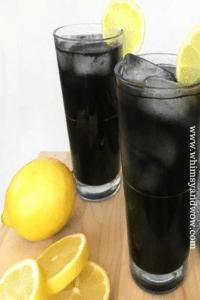 Halloween drink, black lemonade, black lemonade drink, black Halloween drink, black drink for Halloween, black drink for Halloween party, Halloween lemonade, Halloween drinks,