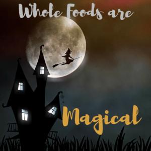 whole food Halloween