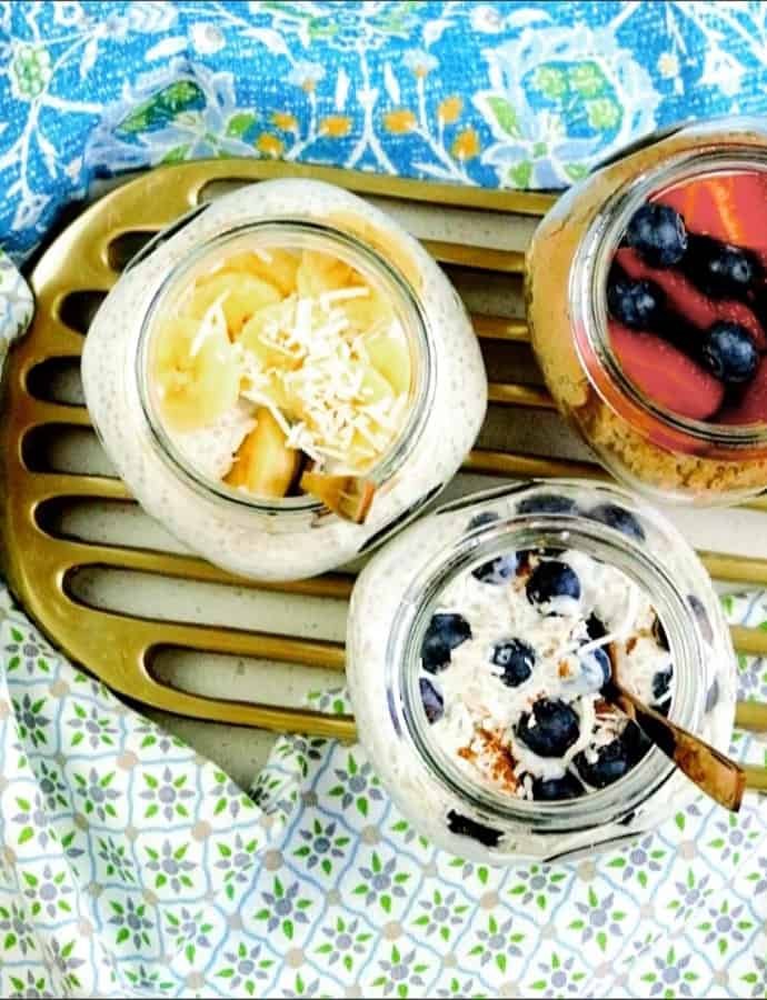 Breakfast on the Go – 4 Healthy Ways to Jumpstart Your Day