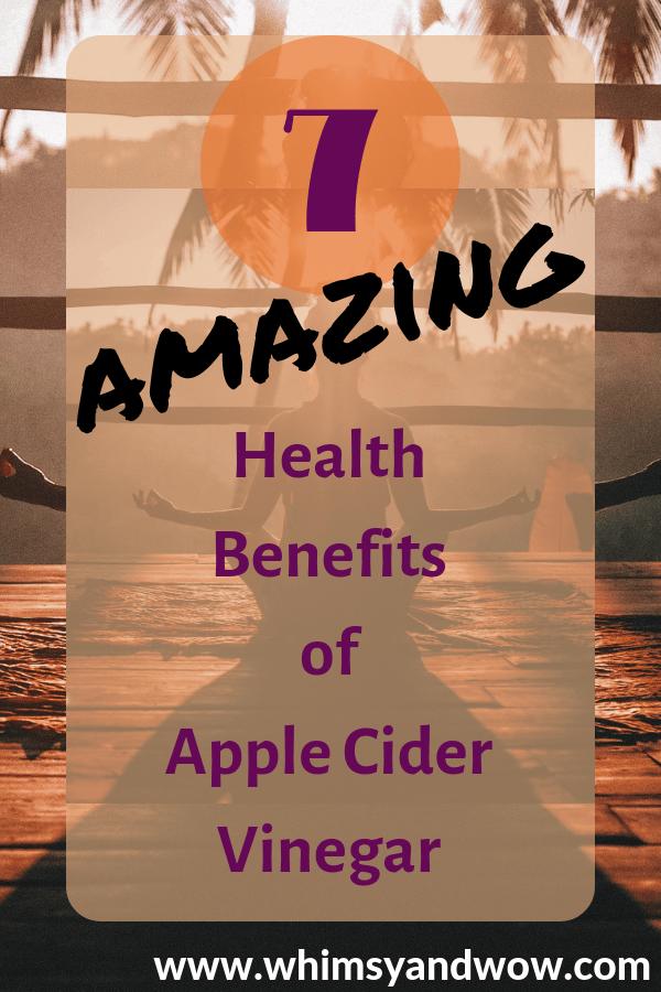 7 Shocking Health Benefits of Apple Cider Vinegar!