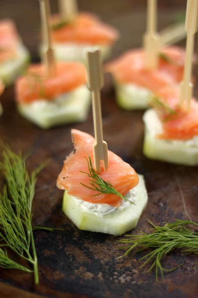 Smoked Salmon Appetizer Recipe – Star of Your Appetizer Tray
